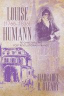 Louise Humann  1766   1836