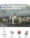 Sixth European Conference on Software Maintenance and Reengineering