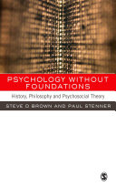 Psychology without Foundations Pdf/ePub eBook