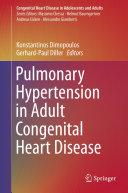 Pulmonary Hypertension in Adult Congenital Heart Disease