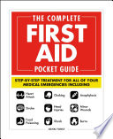 The Complete First Aid Pocket Guide Book