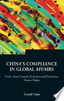 China s Compliance in Global Affairs