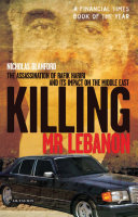 Killing Mr Lebanon