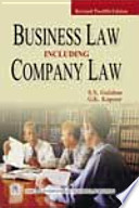 Business Law Including Company Law