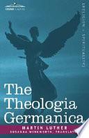 The Theologia Germanica Pdf/ePub eBook