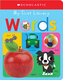 My First Words  Scholastic Early Learners  My First Learning Library