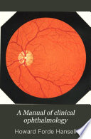 A Manual of Clinical Ophthalmology