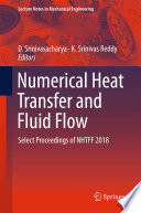Numerical Heat Transfer and Fluid Flow Book