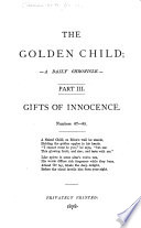 The Golden Child Book