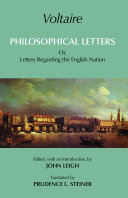 Voltaire  Philosophical Letters
