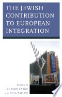 The Jewish Contribution to European Integration