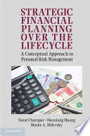 Strategic Financial Planning Over the Lifecycle Book
