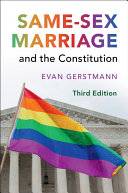 Same Sex Marriage and the Constitution