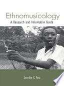 Ethnomusicology Book PDF