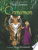 Cinnamon Neil Gaiman Cover