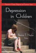 Depression in Children Book