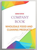 09 Company Book   WHOLESALE FOOD AND CLEANING PRODUCTS