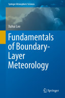 Pdf Fundamentals of Boundary-Layer Meteorology Telecharger