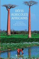 Défis agricoles africains Pdf/ePub eBook