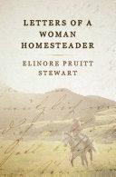 Letters of a Woman Homesteader Pdf/ePub eBook