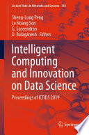 Intelligent Computing and Innovation on Data Science Book