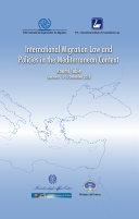 Diritto E Politiche Delle Migrazioni Nel Mediterraneo