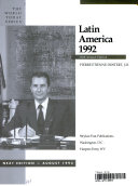 Latin America  1992