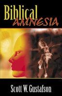 Pdf Biblical Amnesia