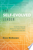The Self Evolved Leader Book