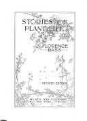 Stories of Plant Life Book