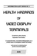Health Hazards Of Video Display Terminals