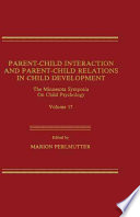 Parent child Interaction and Parent child Relations in Child Development