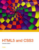 New Perspectives HTML5 and CSS3  Introductory