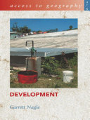 Access to Geography  Development Ebook