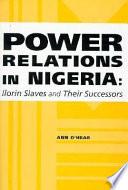 Power Relations in Nigeria