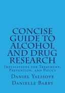 Concise Guide to Alcohol and Drug Research