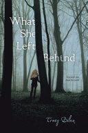 What She Left Behind Pdf/ePub eBook