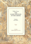 The Game and Playe of the Chesse