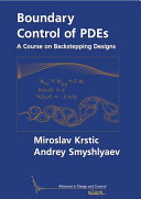 Boundary Control of PDEs