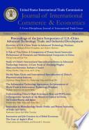 Journal Of International Commerce Economics Volume Iii