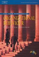 The IEBM Handbook of Organizational Behaviour