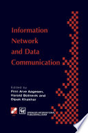 Information Networks and Data Communication Book