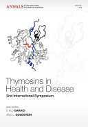 Thymosins in Health and Disease