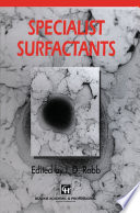 Specialist Surfactants