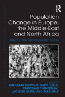 Pdf Population Change in Europe, the Middle-East and North Africa Telecharger