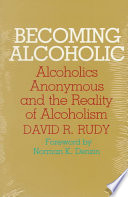 Becoming Alcoholic Book