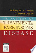 Principles of Treatment in Parkinson's Disease