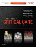 Textbook of Critical Care E Book