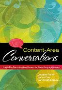 Content-Area Conversations