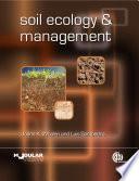 Soil Ecology and Managem
